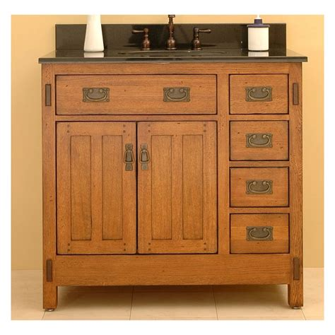 craftsman style bathroom vanity craftsman style bathroom vanities craftsman and mission