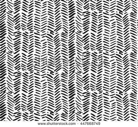 line pattern brush hand drawn graphic brush strokes textured stock vector