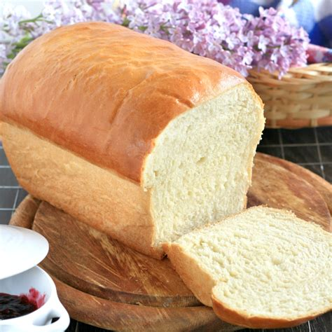 Handmade White Bread - white bread recipe foxy folksy