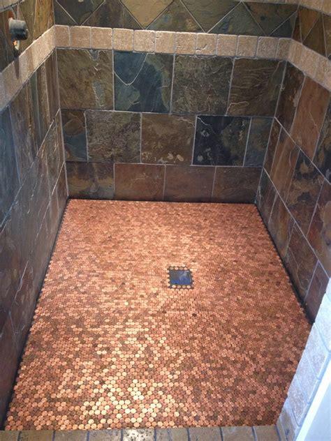 penny floor bathroom a building we shall go texture tuesday earth day