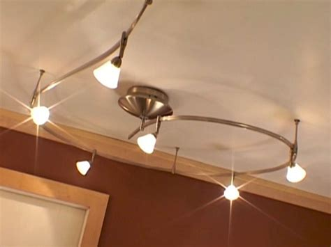 Bathroom Track Lights Diy Lighting Ideas Diy