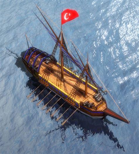 ottoman galley ottoman galley vs ming junk historum history forums
