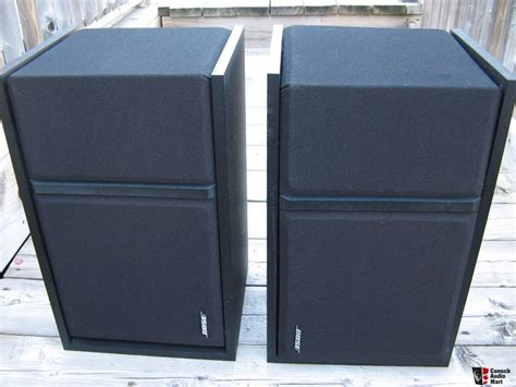 Speaker Bose Original bose 301 series iii direct reflecting speakers with original manual and paper work photo