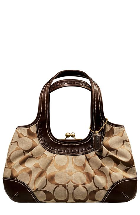 Coach Ergo Printed Python Large Tote by Coach Pleated Ergo Satchel 171 Cutecarry