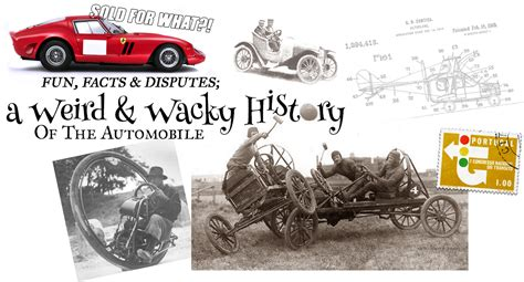Auto Geschichte by History Of The Automobile