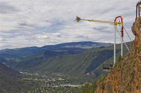 Glenwood Caverns New Giant Canyon Swing Flickr Photo
