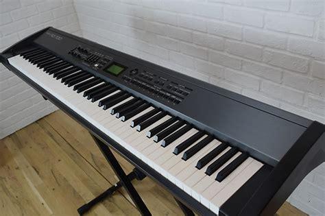 Keyboard Roland Rd 700 roland rd 700 keyboard synthesizer near mint used 88 key reverb