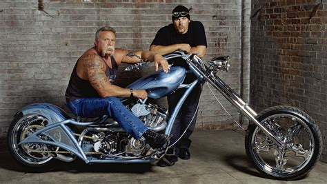 Occ Motorrad by Orange County Choppers Skandal Motorrad News Best