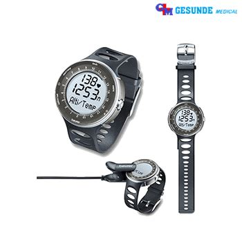 Jam Tangan Pengukur Jantung jam tangan pengukur denyut jantung dan kalori multifungsi outdoor toko medis jual alat kesehatan