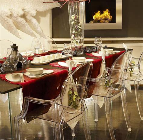 como decorar el comedor  toques navidenos