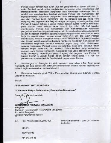 Complaint Letter House Defects Serina Bay Apartment Penang Residence Complaint Letter From Kementerian Perumahan Pretaining To