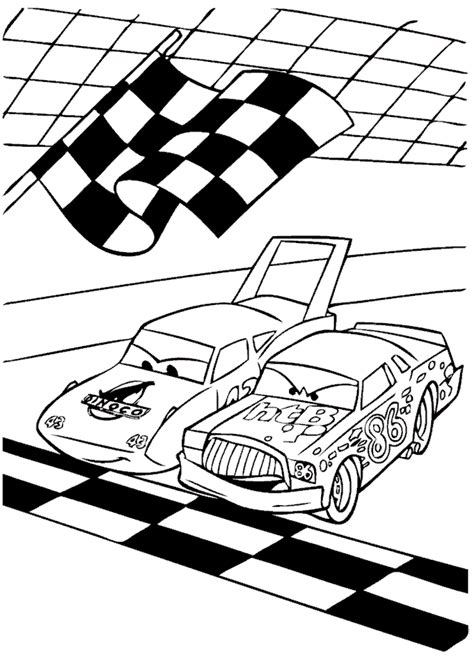 cars lightning coloring pages lightning mcqueen color page coloring home