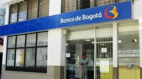 banco bogota banco de bogot 225 ciudad montes bancos santa matilde
