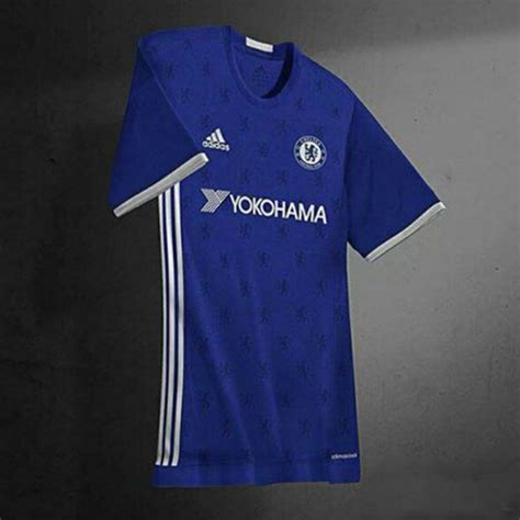 T Shirt Chelsea 03 image chelsea kit leaked images of 2016 17 shirts