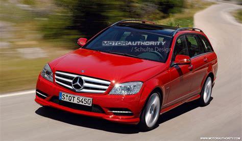 Headl Mercedes C Class Facelift image 2011 mercedes c class facelift preview size