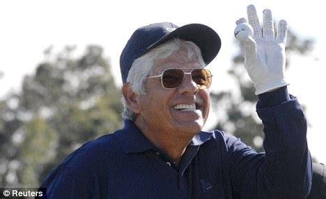 lee trevino book swing my way best golfer to play a round with daily mail online