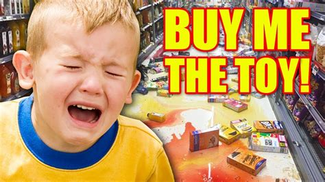 Did Throw A Tantrum In A To Store by Top 5 Temper Tantrums In Stores Walmart Freakout