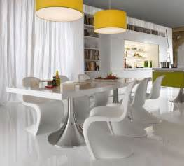 Here are some modern dining room sets ideas to add a fresh stylish