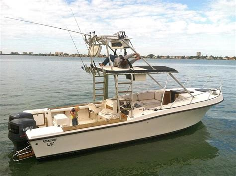 mako dual console boats for sale 1990 mako 285 dual console full tower w controls sold