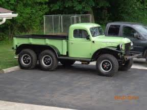 dodge power wagon 6x6 dodge power wagons