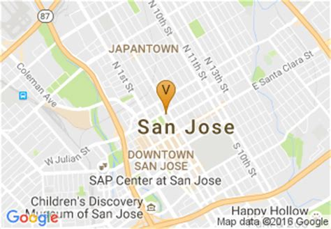fairmont san jose map california all state education conference feb 2017