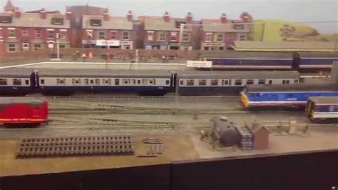 exhibition railway layout for sale pecorama model railway exhibition bedroom layout oo gauge