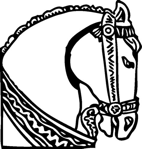 pony head coloring page horse head coloring pages coloring home