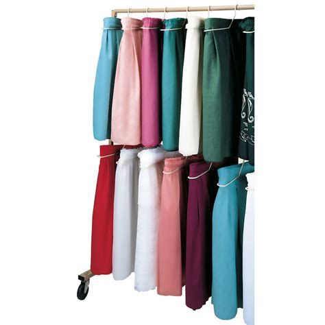 snap drape snap drape cad20 70 quot mobile caddy w 1 quot hanging rod holds