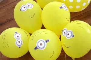 como hacer minions de globos 5 ideas para celebrar un cumplea 241 os de minions