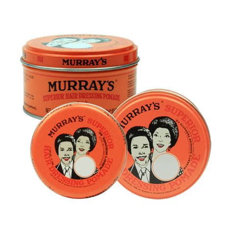 Pomade Murray S Beeswax murray s murrays superior hair dressing pomade styling wax