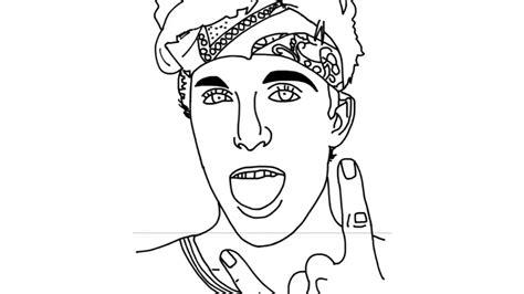 coloring pages jake paul coloring pages jake paul fan mail coloring pages