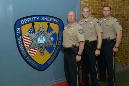 St Tammany Parish Court Records Stpso Deputies Officers From Covington And Mandeville Graduate From Sheriff S Office