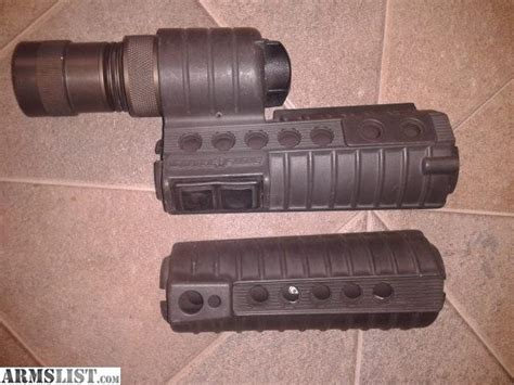 Ar 15 Lights by Armslist For Sale Trade Used Surefire 500a Ar15 Light