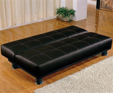 armless futon sleeper  coaster sleepworks