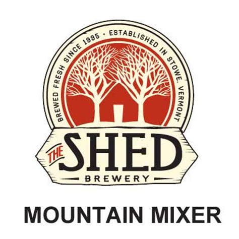 The Shed Brewery by The Shed Brewery Mountain Ale Draft The Shed India Pale
