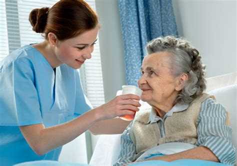 checking on your loved one s care in a nursing home