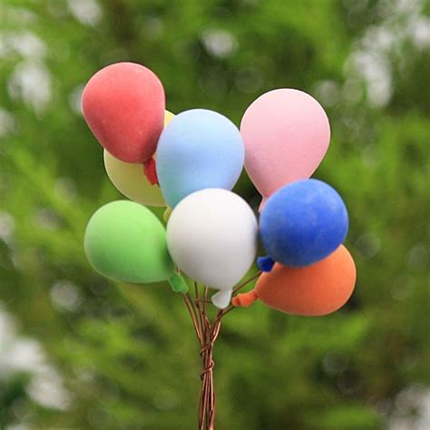 balloons celebration colourful handmade by