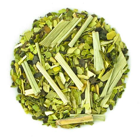 Detox Lemongrass Green Tea by Detox Kusmi Tea