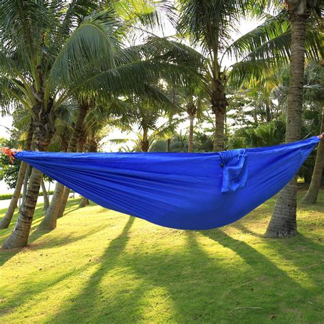 Hammock For Two Parachute Fabric Hammock For Two Person Lover Family