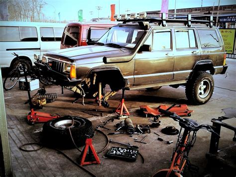 Are Jeeps Safe For Doing Jeep Repairs Add Ons At Home I Ve Learned