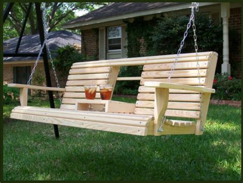deck swings porch swing recipe dishmaps