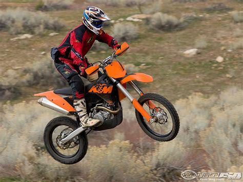 2009 Ktm 450 Xc W 2009 Ktm 450 Xc W Bike Test Motorcycle Usa