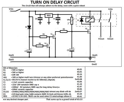 solid state time delay relay wiring diagram get free
