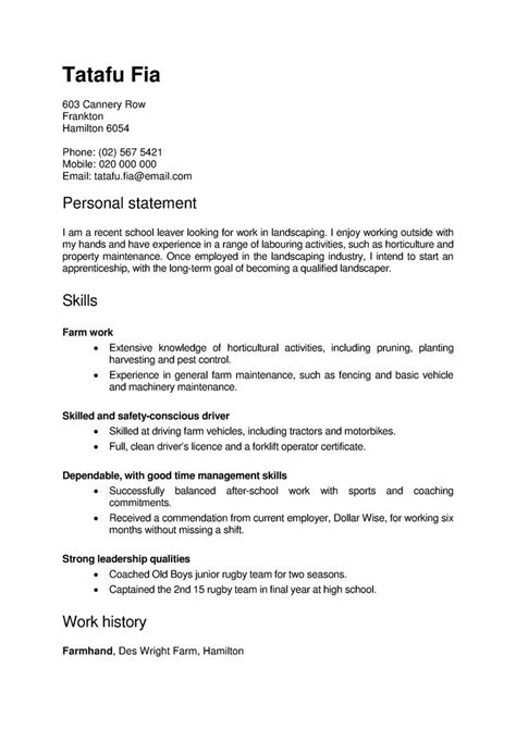 cover letter sle new zealand resume exle new zealand resume ixiplay free resume