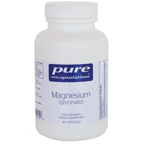 Magnesium Stool by Magnesium Glycinate Myers Medicine Nutrition