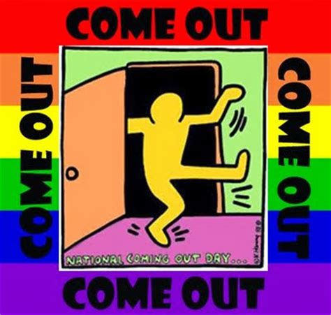s day coming out joe my god it s national coming out day