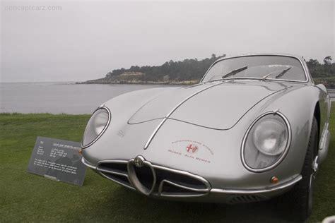 1954 alfa romeo 2000 sportiva pictures history value
