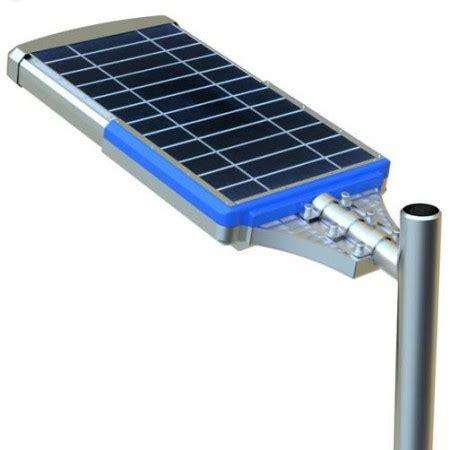 Solar Panel For Led Lights - all in one solar led street area light 30 watt 3000 lumens 47 watt solar panel ksol power