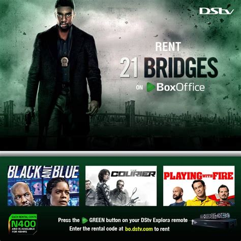 stay  home  enjoy  dstv box office movies high street