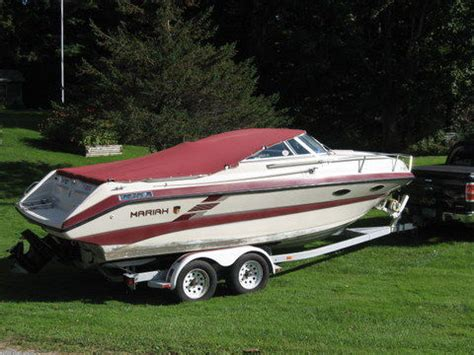 1993 mariah boat mariah 235 cz cuddy 1993 for sale for 5 000 boats from